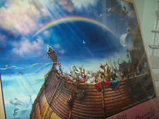 The Invitation Noah's Ark by Tom DuBois Puzzle NEW