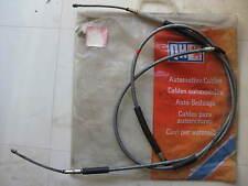 NEW COMPLETE HANDBRAKE CABLE - BC2106 - FITS: AUDI 100 & AVANT (1977-82)