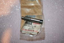 nos Yamaha snowmobile  EX570 oil pump worm gear exciter 1987-93