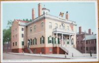 Salem, MA 1910 Postcard: Custom House - Massachusetts Mass