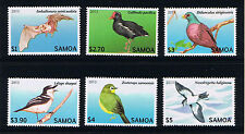 Samoa - 2013 Birds Definitives Series Postage Stamp Issue