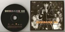 "ELVIS PRESLEY CD ""BURBANK 68 - THE NBC TV COMEBACK SPECIAL"" 1999 FTD # 1 DELETED"