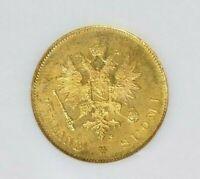FINLAND ~ 1913 ~ GOLD  10~MARKKAA ~ NGC MS~66 ~GEM COIN~(AGW=0.0933 OZ) ~$488.88