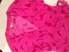 Monsoon silk blouse