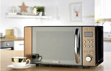 New Breville 20L Bronze Copper Digital LED Microwave 800W