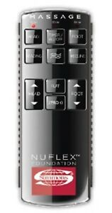 Simmons Nuflex 6-pin (not 4!) Replacement Remote for Adjustable Bed