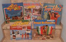 Italo pop/italo disco LP Colección/5 LP 's