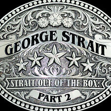George Strait : Strait Out of the Box - Volume 2 CD (2016) ***NEW***