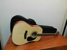 Mitchell Md-100S Acoustic Guitar Great Condition