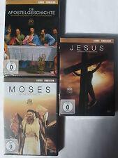 Die Apostelgeschichte - Moses und die 10 Gebote - Jesus die komplette Geschichte