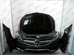 Mercedes CLS 63 AMG W218 Stoßstange Motorhaube Kotflügel Scheinwerfer Grill PTS