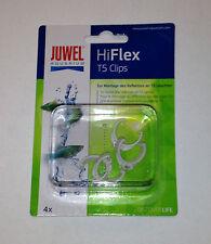Juwel T5 Hiflex Reflector Clips Pack De 4