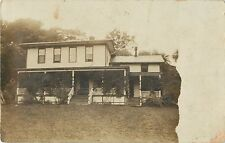"""Here Is Where I Live"", Naples, New York NY RPPC 1930"