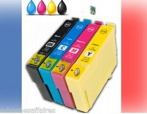 Compatible Ink Cartridges for Printer Epson XP Series Stylus B Bx SX Dx