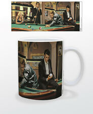 GAME OF FATE CHRIS CONSANI 11 OZ COFFEE MUG ELVIS MARILYN MONROE ARTISTS ICONS!!