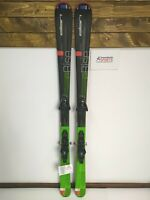 Elan Explore eRise 72 160 cm Ski +BRAND NEW Salomon 10 Bindings Winter Sport Fun