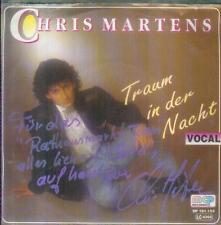 """7"""" Chris Martens/Traum In Der Nacht (Widmung)"""