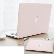 "Cream Series Rubberized Matte Hard Case for MacBook Air Pro 11""13"" 15""+Touch Bar"