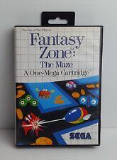 FANTASY ZONE EL LABERINTO - Sega Master System - NUEVO EXISTENCIA ENCONTRADOS