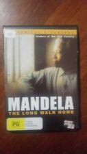 Mandela The Long Walk Home DVD R4