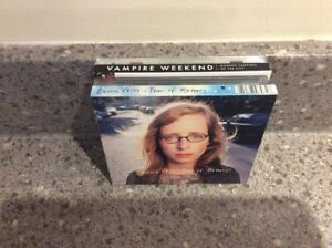 LAURA VEIRS-YEAR OF METEORS-SLIP CASE COVER-CD-Ref 2068