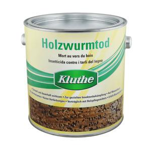 Kluthe Holzwurmtod 2,5 Liter