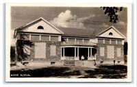 Postcard Morse Museum, Warren, NH 1920-1945 era RPPC I12 B