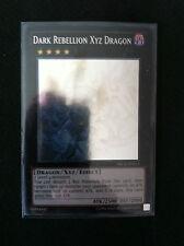 YUGIOH  Dragon xyz de la rébellion des ténèbres - nech-EN053 - ghost