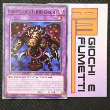 LIMITE DEI 1000 OCCHI IN ITALIANO carte yu-gi-oh!  COMUNE