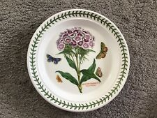 "More details for 8.5"" portmeirion botanic garden multi purpose plate sweet william"