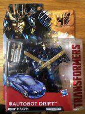 Transformers Hasbro AOE Autobot Drift AD23 MISB