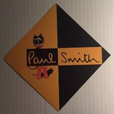 Rare 1990s NYC Club Flyer: Paul Smith - SASHA & DIGWEED - Halloween  @ TWILO NYC