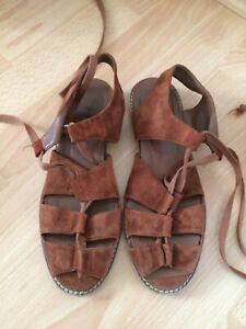 Henry Beguelin - Schuh Sandale Vintage