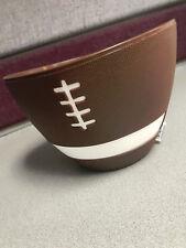Brown Footbal Bowl