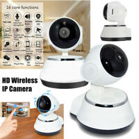 Home Security IP Camera WiFi Mini Surveillance Camera Wireless 720P With SD Card