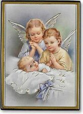 "Guardian Angels Magnetic Frame  2.25"" by 3"" NEW SKU FM-009"