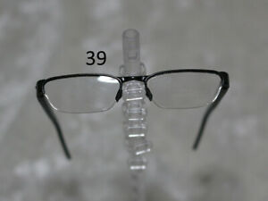 1/3 1/4 BJD SD 60cm 45 eye glasses eyeglasses Dollfie Black clear lens Style 39