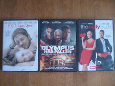 Gerard Butler 3 DVD lot