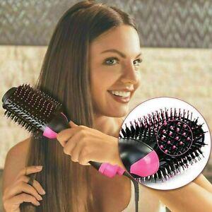 Spazzola Asciugacapelli Lisciante Rotante per Capelli Professionale