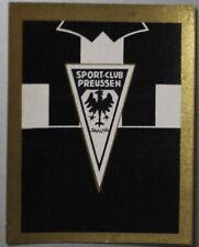Fußball BILD KURMARK BALTENVERBAND S4 B5 1930-31  * SC PREUSSEN DANZIG * GDANSK