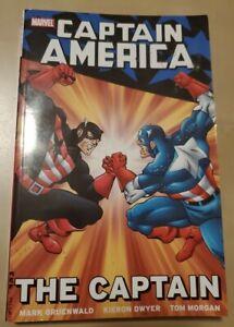 Captain America : The Captain TPB OOP John Walker Falcon Iron Man Taskmaster
