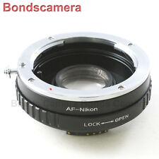 AF Confirm Minolta Sony Alpha A Lens to Nikon F Mount Adapter D750 D3200 D5200