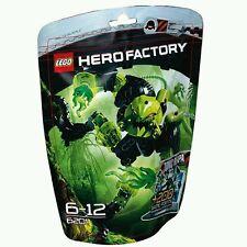 Lego Hero Factory/6201 Toxic REAPER/rare retraité/entièrement neuf sous emballage NEUF Scellé ✔ Fast p&p ✔