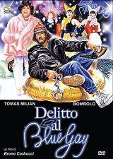 Dvd DELITTO AL BLUE GAY *** Tomas Milian ***  .....NUOVO