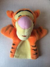 Mattel Disney Hand Puppet Tigger Winnie The Pooh Pretend Play