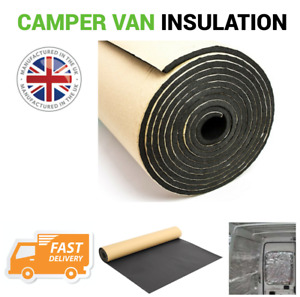Car Sound Proofing Deadening Camper Van Insulation Closed Cell Foam 300X100Cm3mm