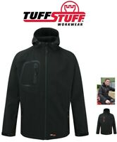 TUFFSTUFF Hertford Quality Mens Work-wear Fleece Lined Winter JACKET Windproof