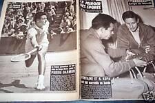 LE MIROIR DES SPORTS1958 n 689 COUPE DU MONDE FOOTBALL