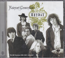 FAIRPORT CONVENTION - heyday CD