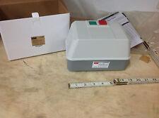 Dayton 2UXW2 Starter Motor IEC Contactor, 120VAC, 25A, NEMA 12, 3P. NIB